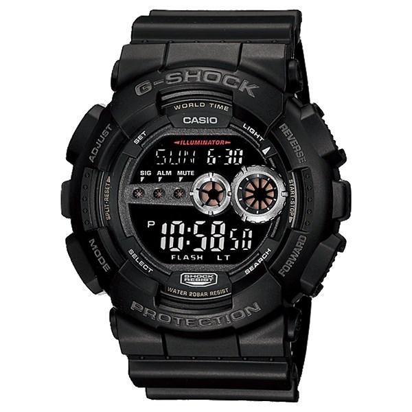 Đồng hồ Nam G-Shock GD-100-1BDR