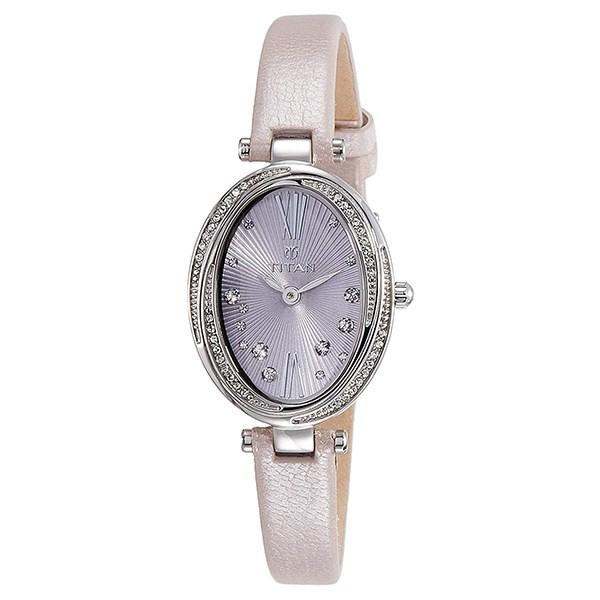 Đồng hồ Nữ Titan 95025SL02
