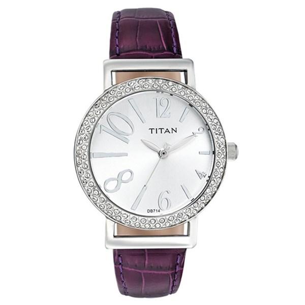 Đồng hồ Nữ Titan 9771SL03