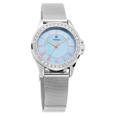 Đồng hồ Nữ Titan 9798SM04