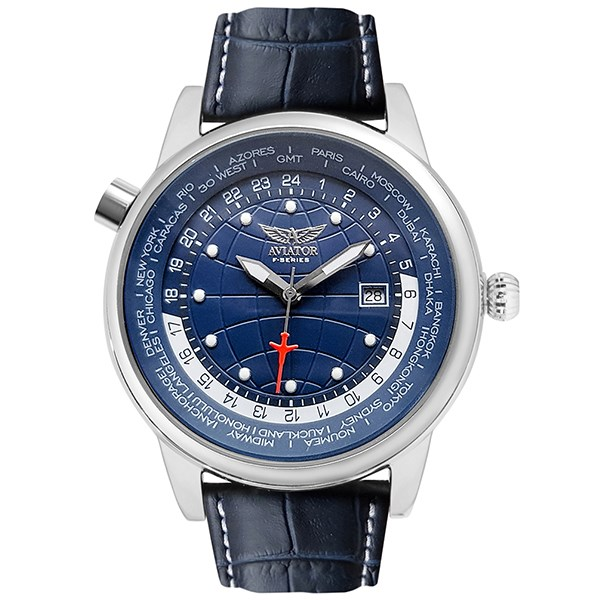 Đồng hồ Nam Aviator AVW8515G353