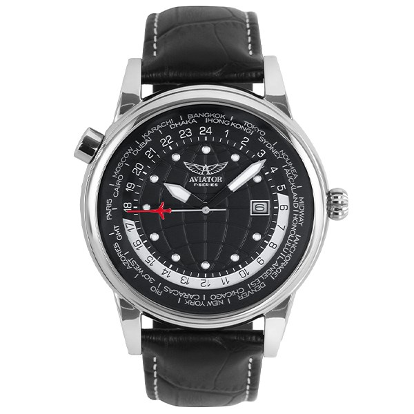Đồng hồ Nam Aviator AVW8518G354