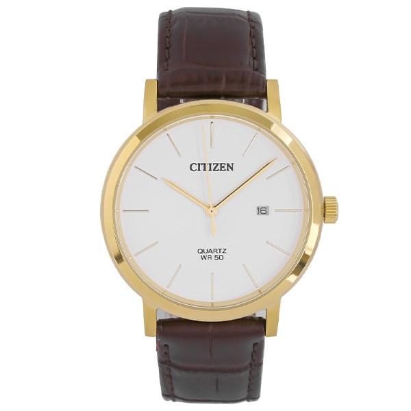 Đồng hồ Nam dây da Citizen BI5072-01A