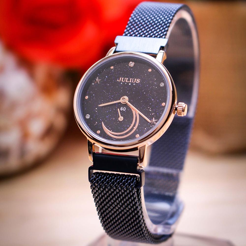 Đồng hồ Nữ Julius Star JS-038B giá rẻ chính hãng