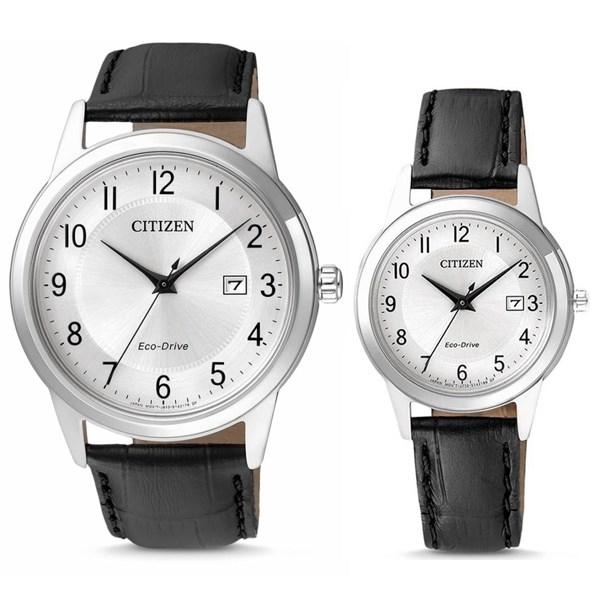 Đồng hồ đôi Citizen FE1081-08A/AW1231-07A