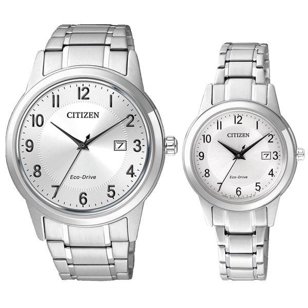 Đồng hồ đôi Citizen FE1081-59B/AW1231-58B