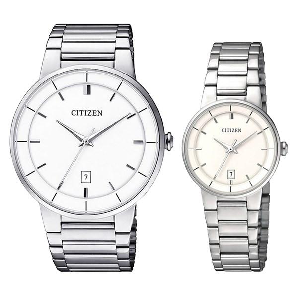 Đồng hồ đôi Citizen EU6010-53A/BI5010-59A