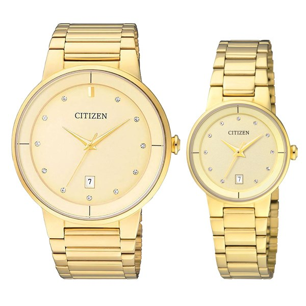 Đồng hồ đôi Citizen EU6012-58P/BI5012-53P