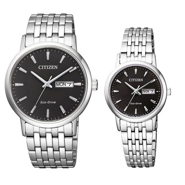 Đồng hồ đôi Citizen EW3250-53E/BM9010-59E