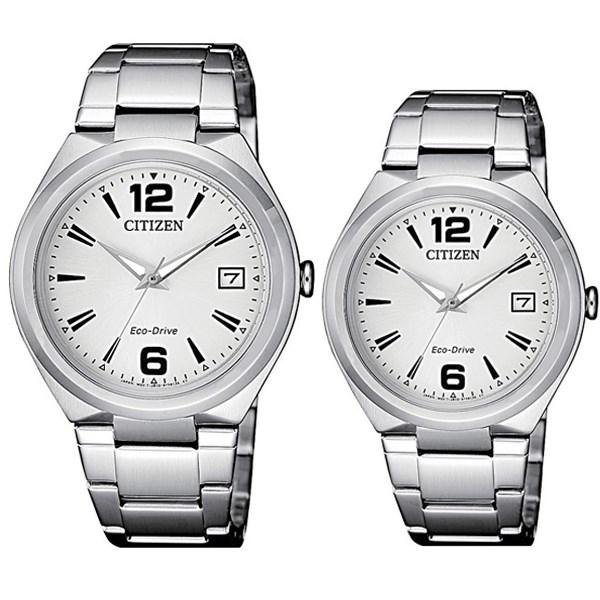 Đồng hồ đôi Citizen FE6020-56B/AW1370-51B