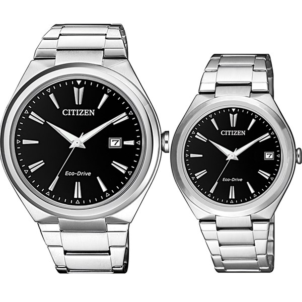Đồng hồ đôi Citizen FE6020-56F/AW1370-51F