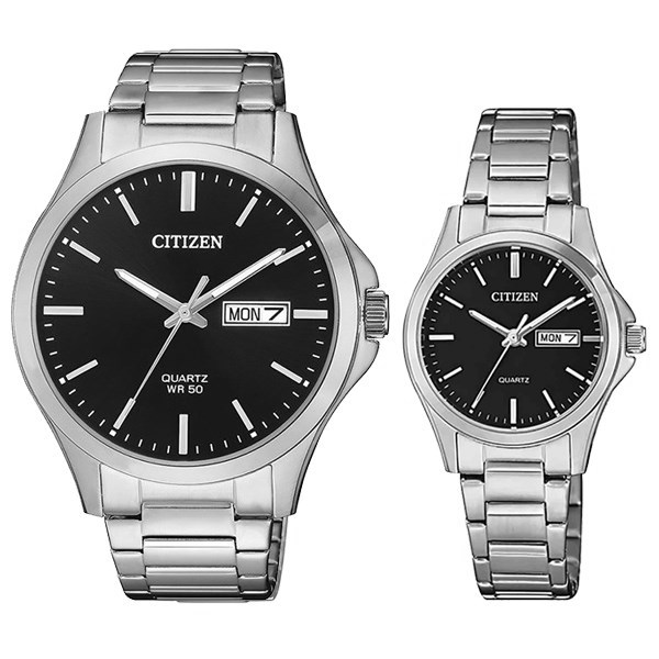 Citizen EQ0591-81E/BF2001-80E - Nam, Nữ