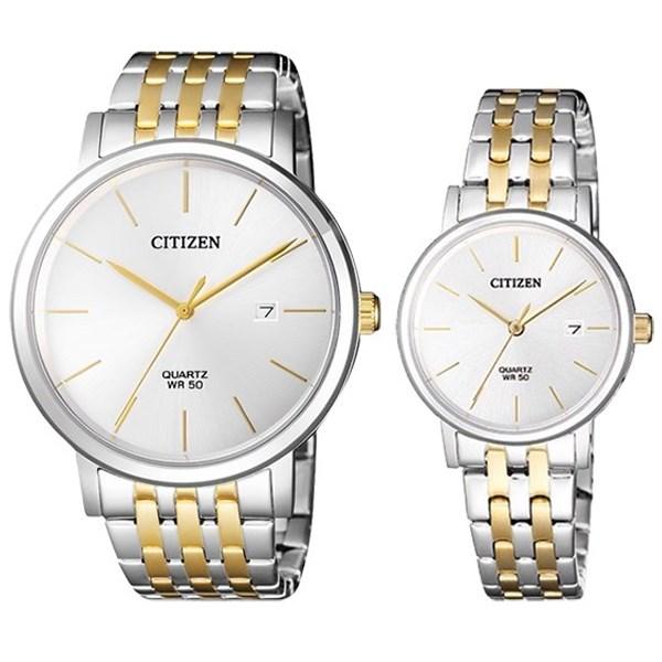 Đồng hồ đôi Citizen EU6094-53A/BI5074-56A