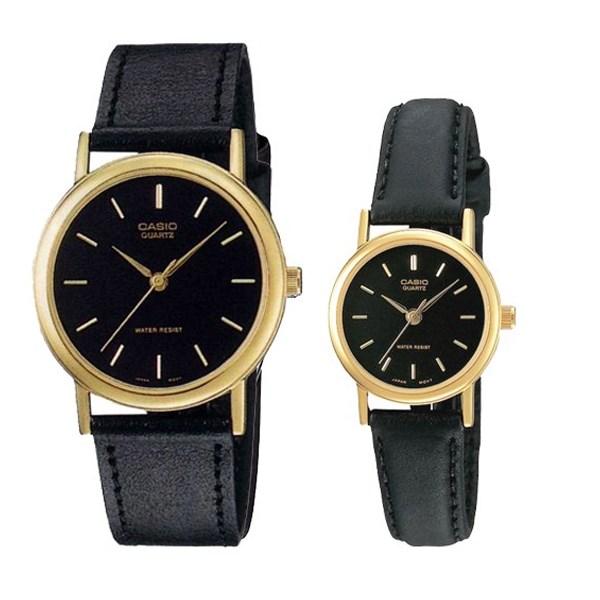 Đồng hồ đôi Casio LTP-1095Q-1A/MTP-1095Q-1A
