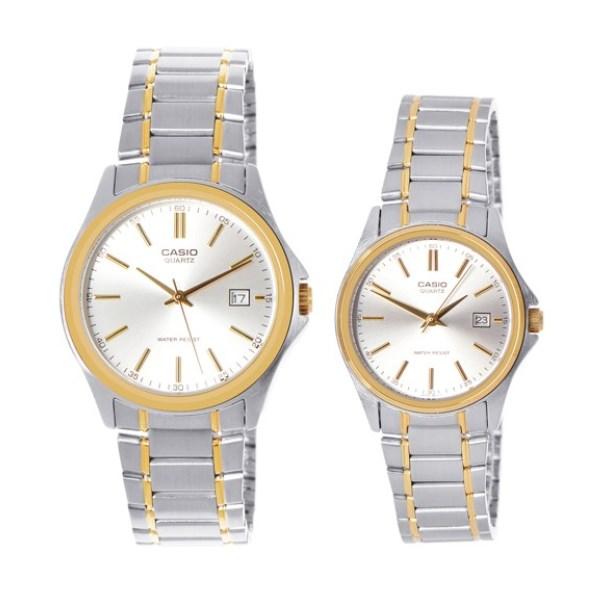 Đồng hồ đôi Casio LTP-1183G-7ADF/MTP-1183G-7ADF