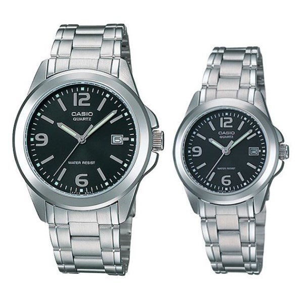 Đồng hồ đôi Casio LTP-1215A-1ADF/MTP-1215A-1ADF