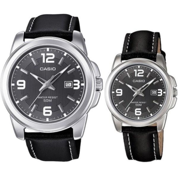 Đồng hồ đôi Casio LTP-1314L-8AVDF/MTP-1314L-8AVDF