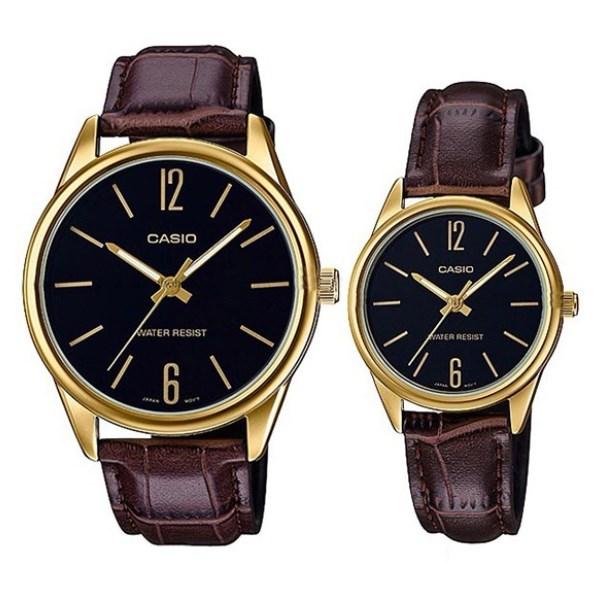 Đồng hồ đôi Casio LTP-V005GL-1BUDF/MTP-V005GL-1BUDF