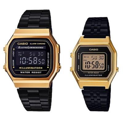 Casio LA680WEGB-1ADF/A168WEGB-1BDF - Nam, Nữ