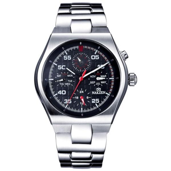 Đồng hồ Nam Nakzen SS5001G-1