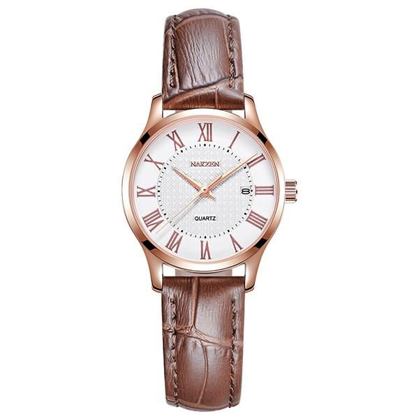 Đồng hồ Nữ Nakzen SL4043LREBN-7N0
