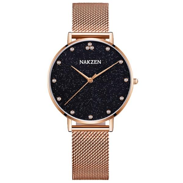 Đồng hồ Nữ Nakzen SS4060L-2NO