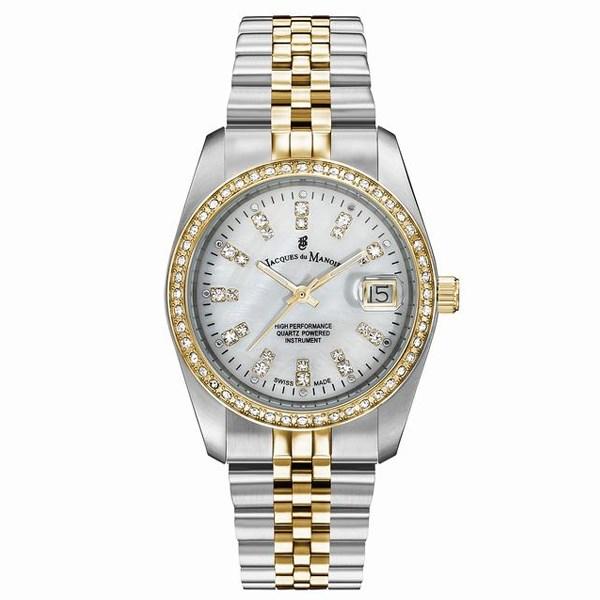Đồng hồ Nữ Jacques du Manoir NROP.07