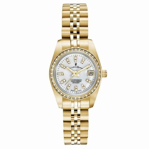 Đồng hồ Nữ Jacques du Manoir NROP.12