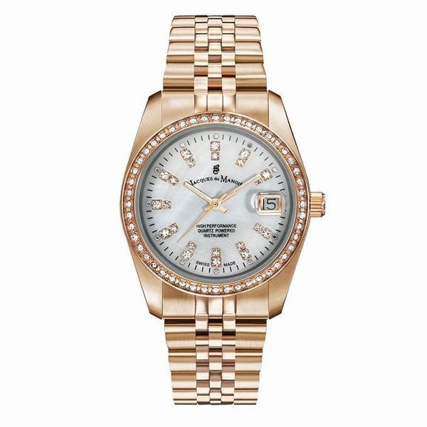 Đồng hồ Nữ Jacques du Manoir NROP.15