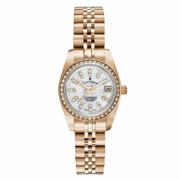 Đồng hồ Nữ Jacques du Manoir NROP.16