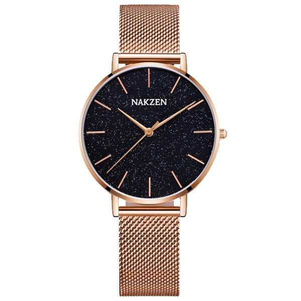 Đồng hồ Nữ Nakzen SS4063L-2NO