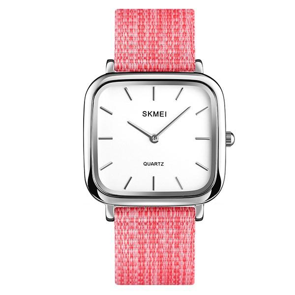 Đồng hồ Nữ Skmei SK-1555 Đỏ