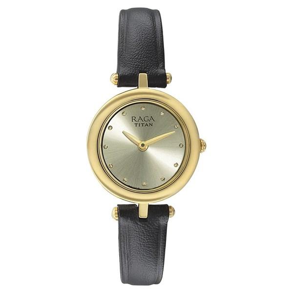 Đồng hồ Nữ Titan 2553YL01