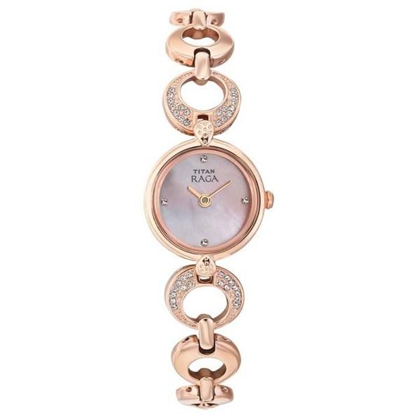Đồng hồ Nữ Titan 2444WM02