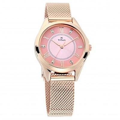 Đồng hồ Nữ Titan 2565WM02