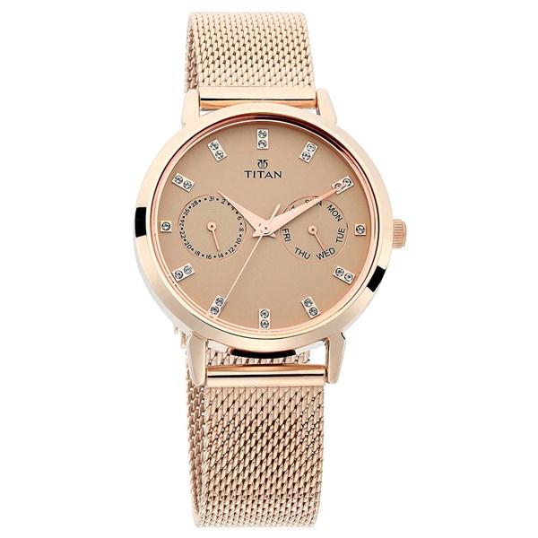 Đồng hồ Nữ Titan 2569WM04