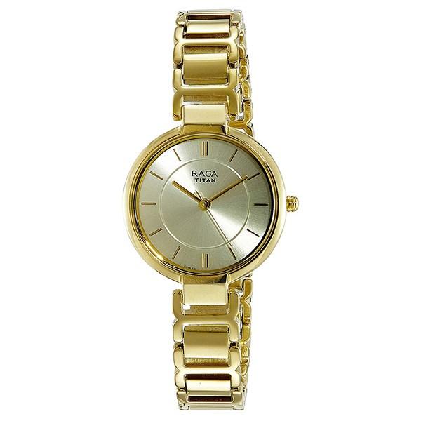 Đồng hồ Nữ Titan 2608YM01