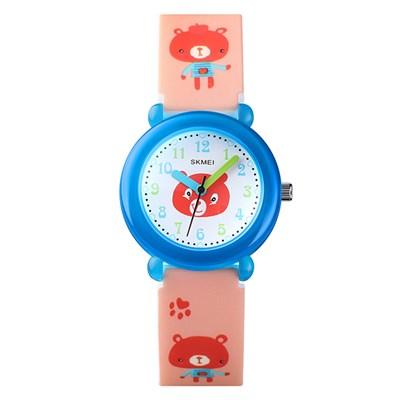 Đồng hồ Trẻ em Skmei SK-1621 Hồng Nhạt