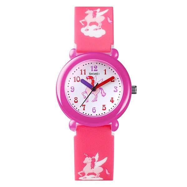 Đồng hồ Trẻ em Skmei SK-1621 Hồng Đỏ