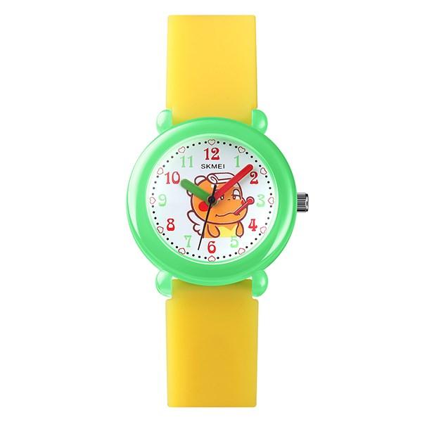 Đồng hồ Trẻ em Skmei SK-1621 Vàng