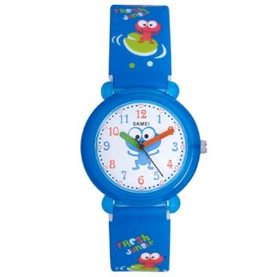 Đồng hồ Trẻ em Skmei SK-1621 Xanh