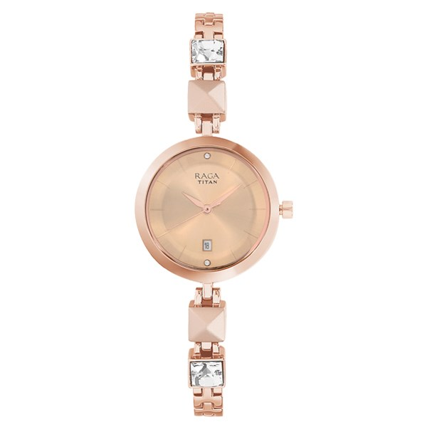 Đồng hồ Nữ Titan 2606WM01