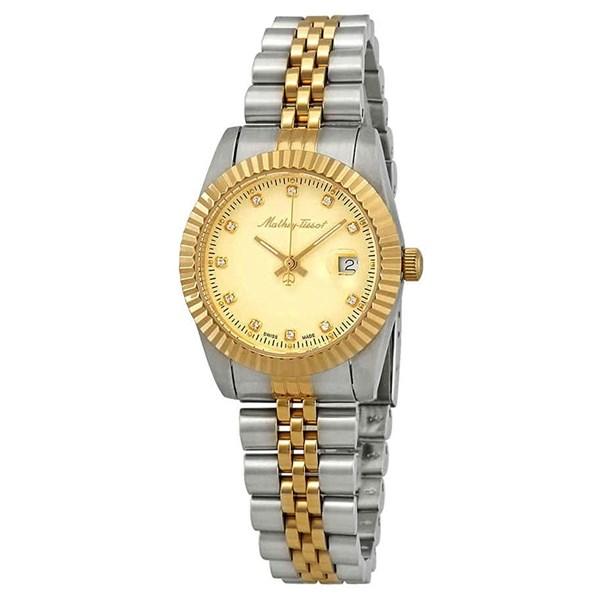 Đồng hồ Nữ Mathey Tissot D810BDI