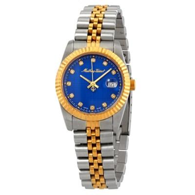 Đồng hồ Nữ Mathey Tissot D810BU