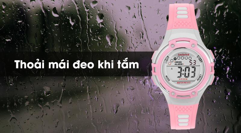 Đồng hồ trẻ em Smile Kid SL004-02 có độ chống nước 5 ATM