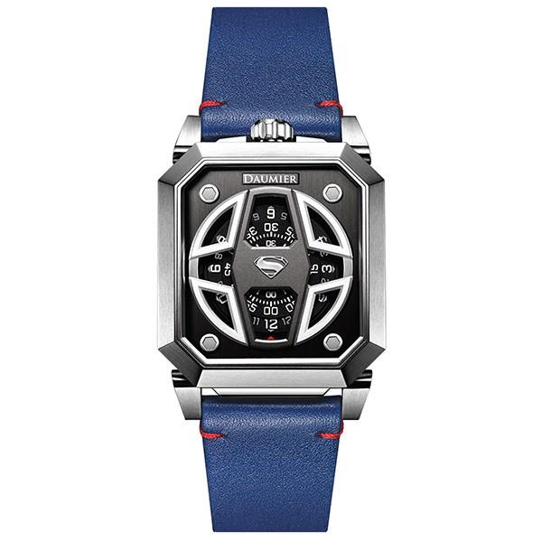 Đồng hồ Nam Superman Daumier DM-JLW016.SSSN.2SNN.S.M - Cơ tự động