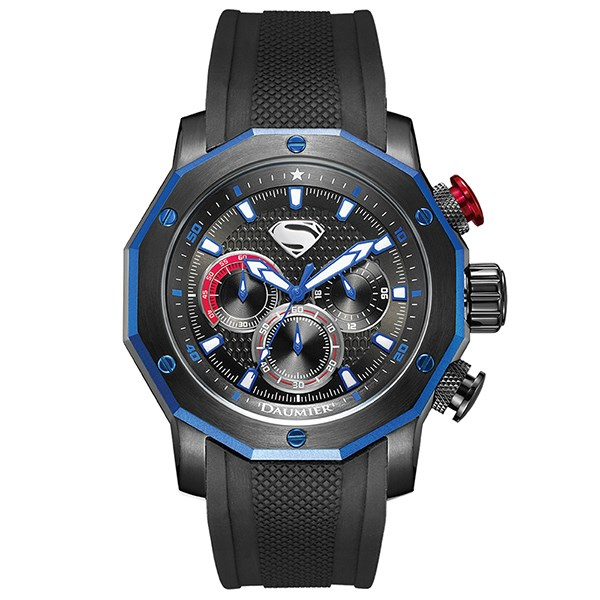Đồng hồ Nam Superman Daumier DM-JLW006.SIBN.5BNI.P.Q
