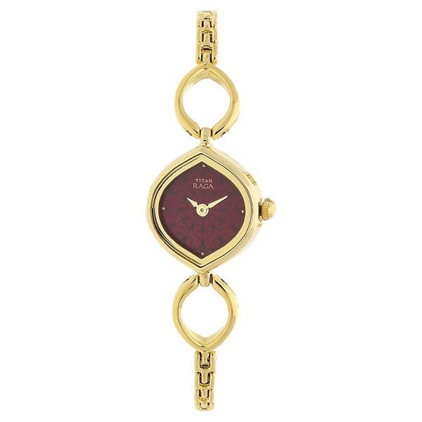 Đồng hồ Nữ Titan 2497YM02