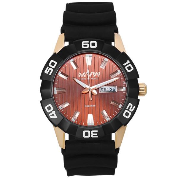 Đồng hồ Nam MVW MP002-01