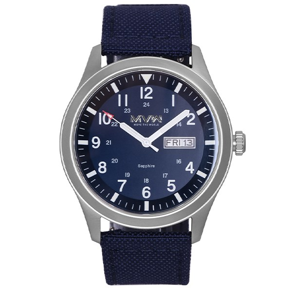 Đồng hồ Nam MVW MP004-02